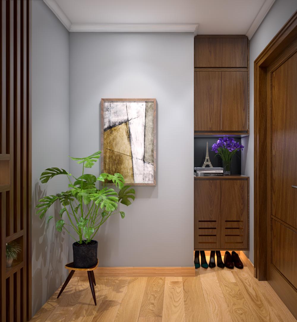 ý tưởng thiết kế nội thất chung cư đẹp ảnh 9