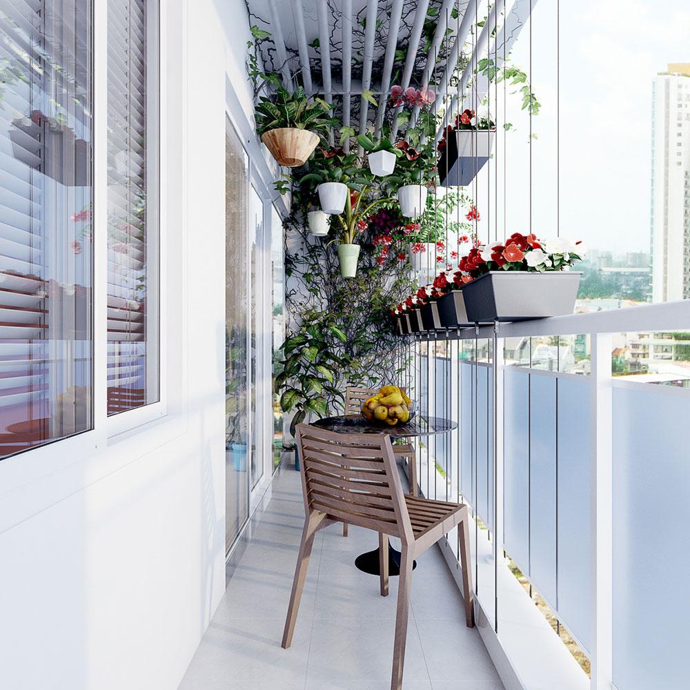 thiết kế nội thất chung cư 86m2 ảnh 1