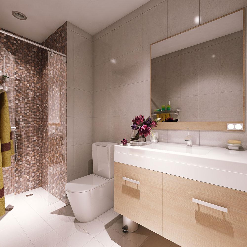 thiết kế nội thất chung cư 86m2 ảnh 13