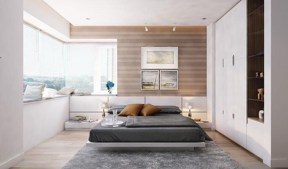 thiết kế nội thất chung cư 86m2 ảnh 9