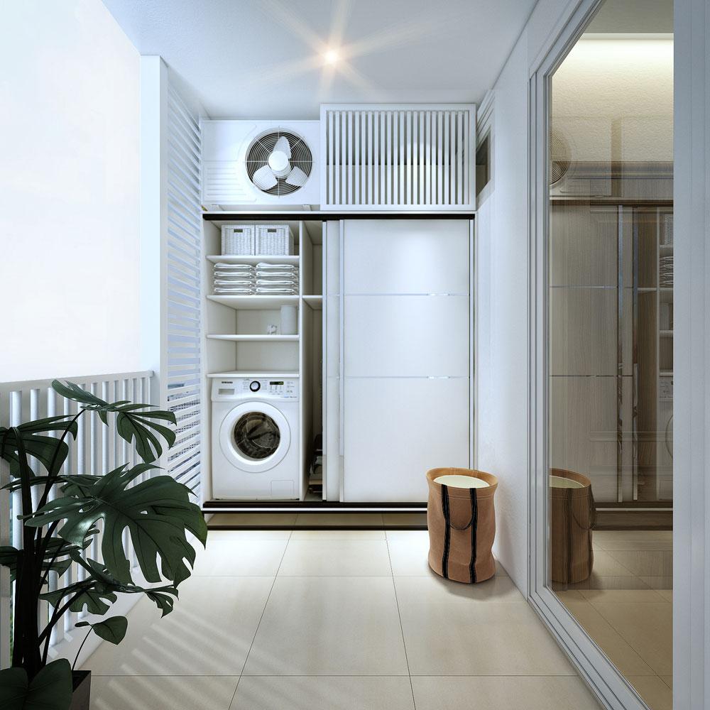 thiết kế nội thất chung cư đẹp giá rẻ hà nội 9