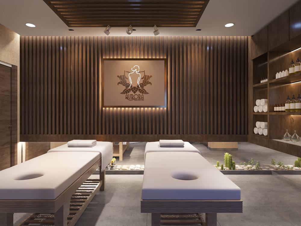 thiết kế nội thất spa đẹp ấn tượng ảnh 5