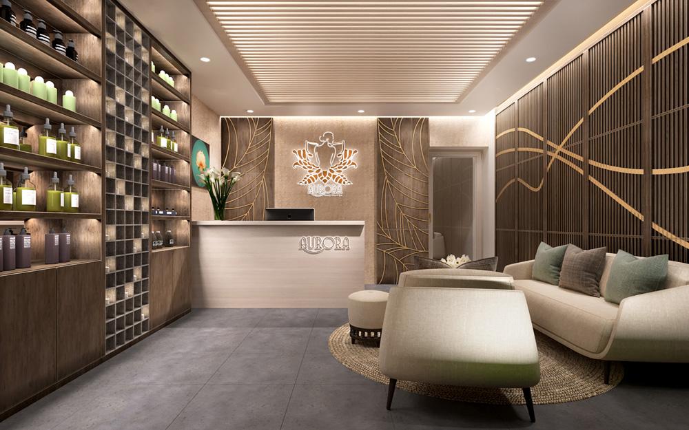 thiết kế nội thất spa đẹp ấn tượng ảnh 6