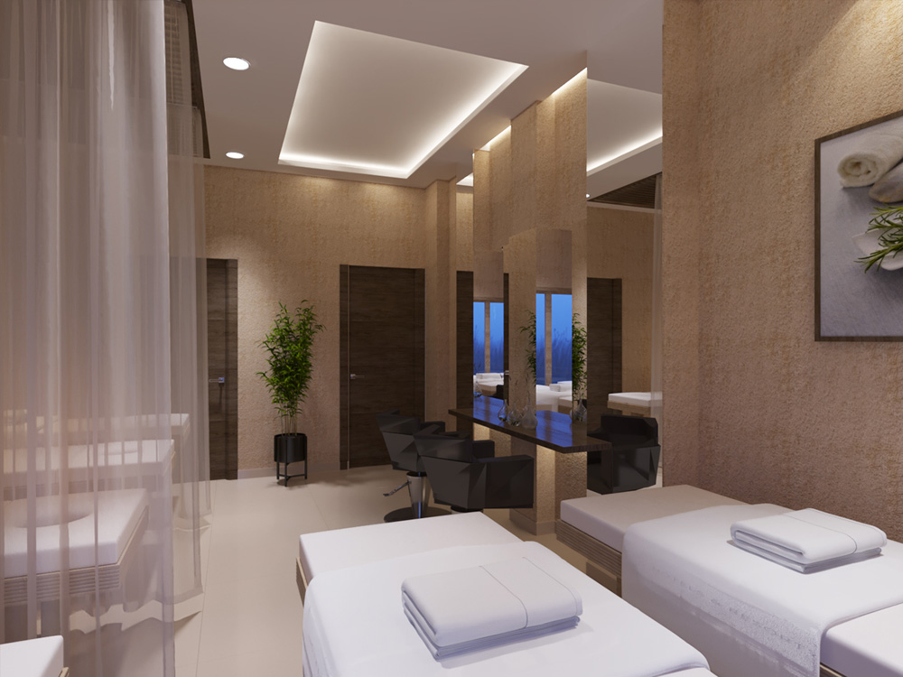 thiết kế nội thất spa đẹp ấn tượng ảnh 9
