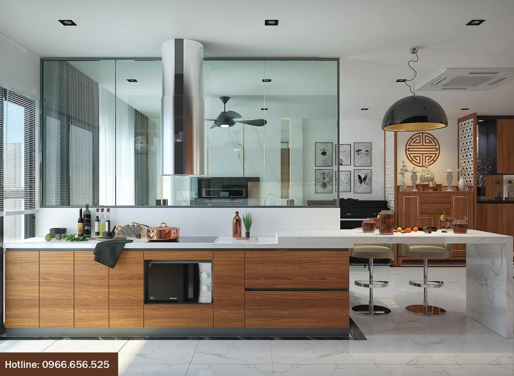 ý tưởng thiết kế nội thất chung cư đẹp 2018 ảnh 10