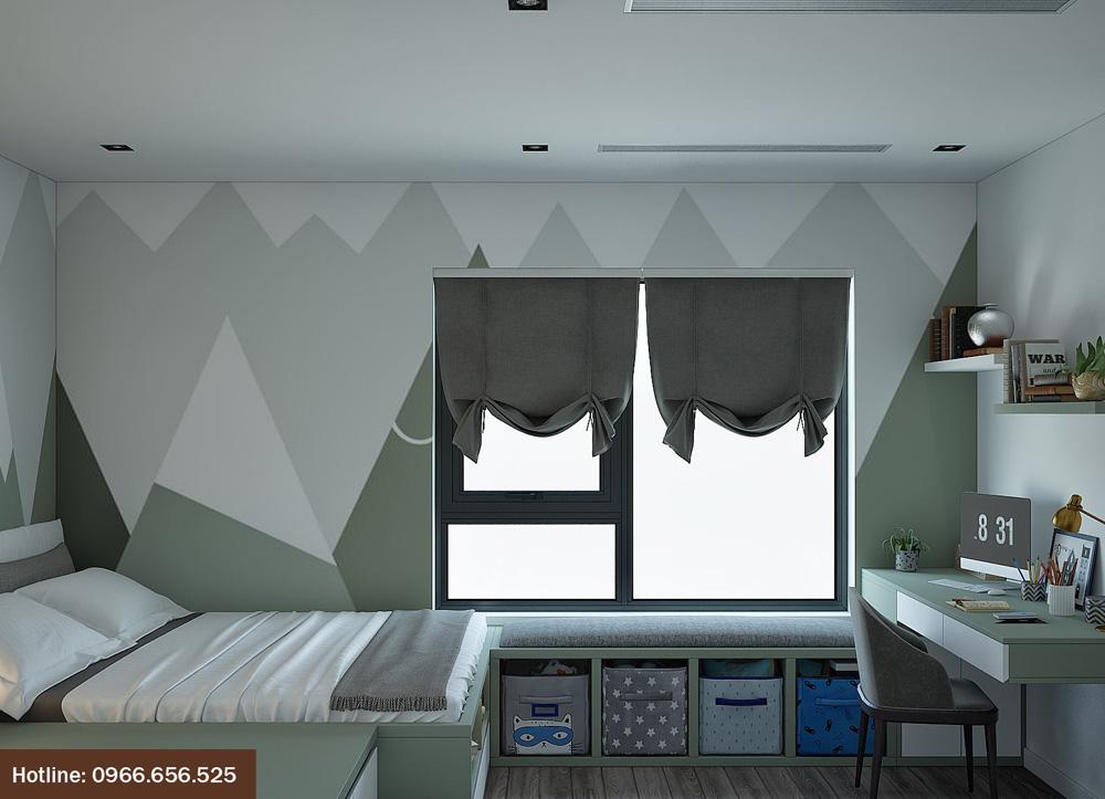 ý tưởng thiết kế nội thất chung cư đẹp 2018 ảnh 17