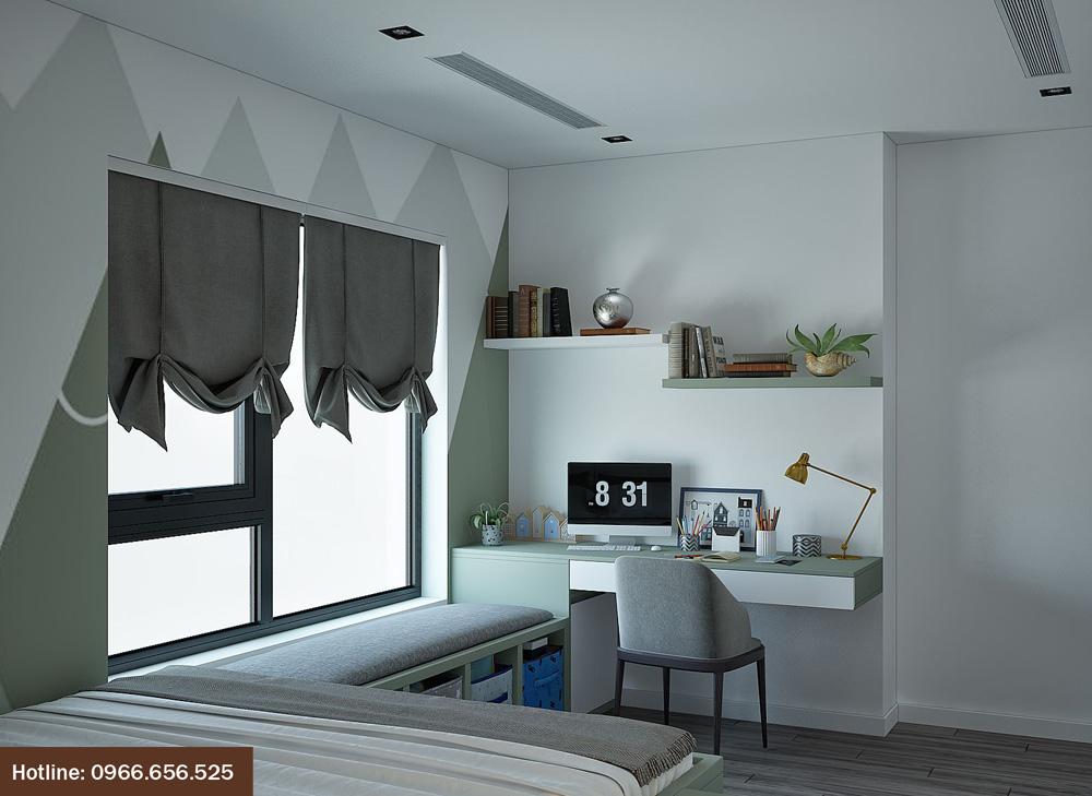 ý tưởng thiết kế nội thất chung cư đẹp 2018 ảnh 19