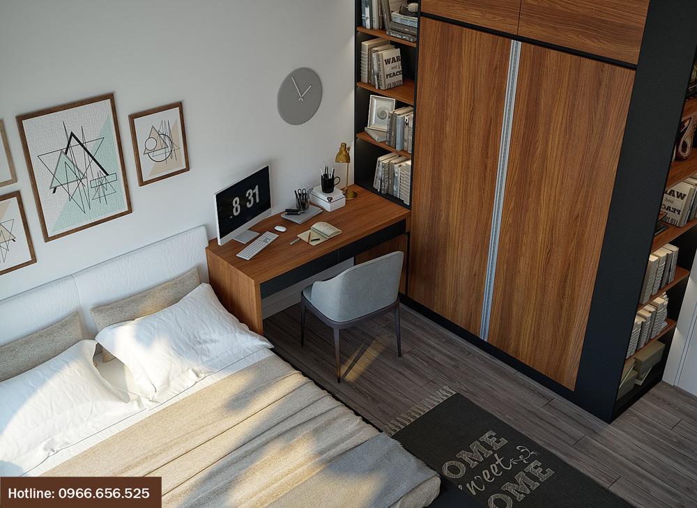 ý tưởng thiết kế nội thất chung cư đẹp 2018 ảnh 21