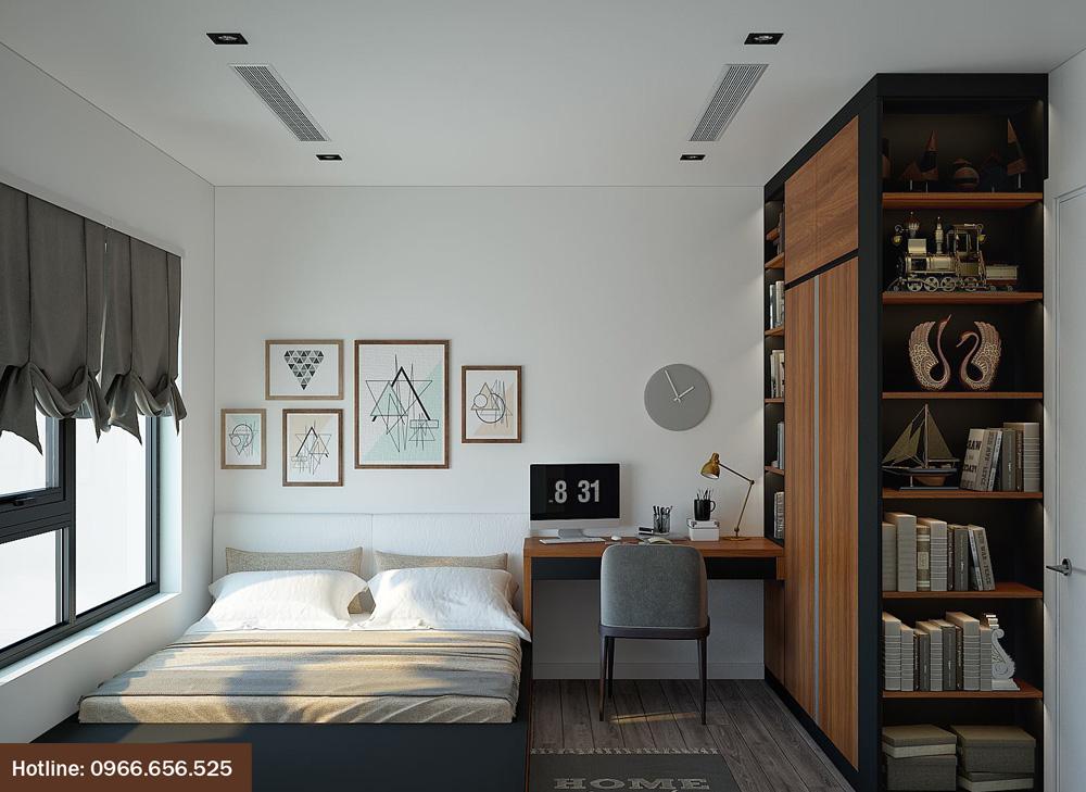 ý tưởng thiết kế nội thất chung cư đẹp 2018 ảnh 22