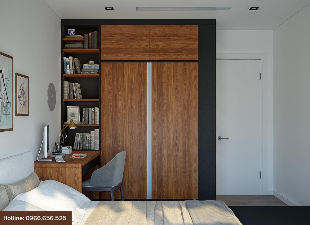 ý tưởng thiết kế nội thất chung cư đẹp 2018 ảnh 23
