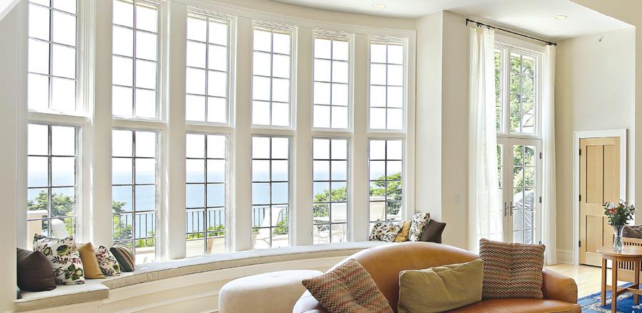 cửa sổ trong nhà