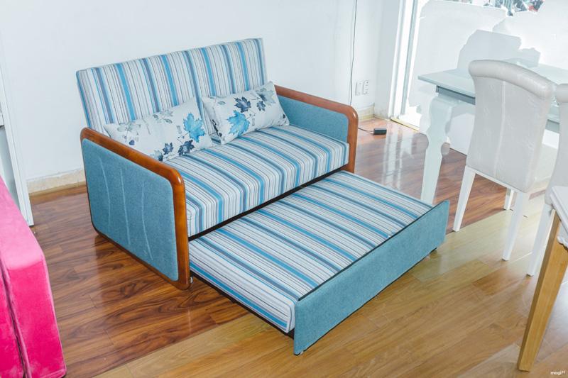 mẹo giúp không gian rộng rãi sofa thu gọn