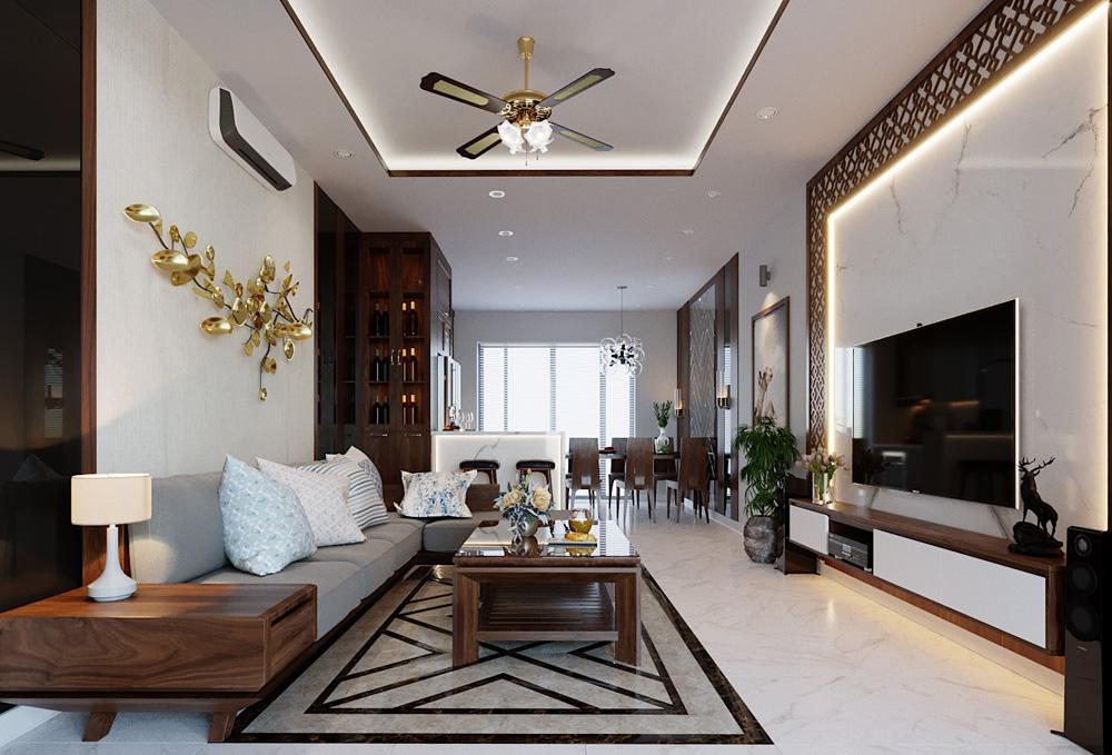 nguyên tắc 4t thiết kế nội thất 2018