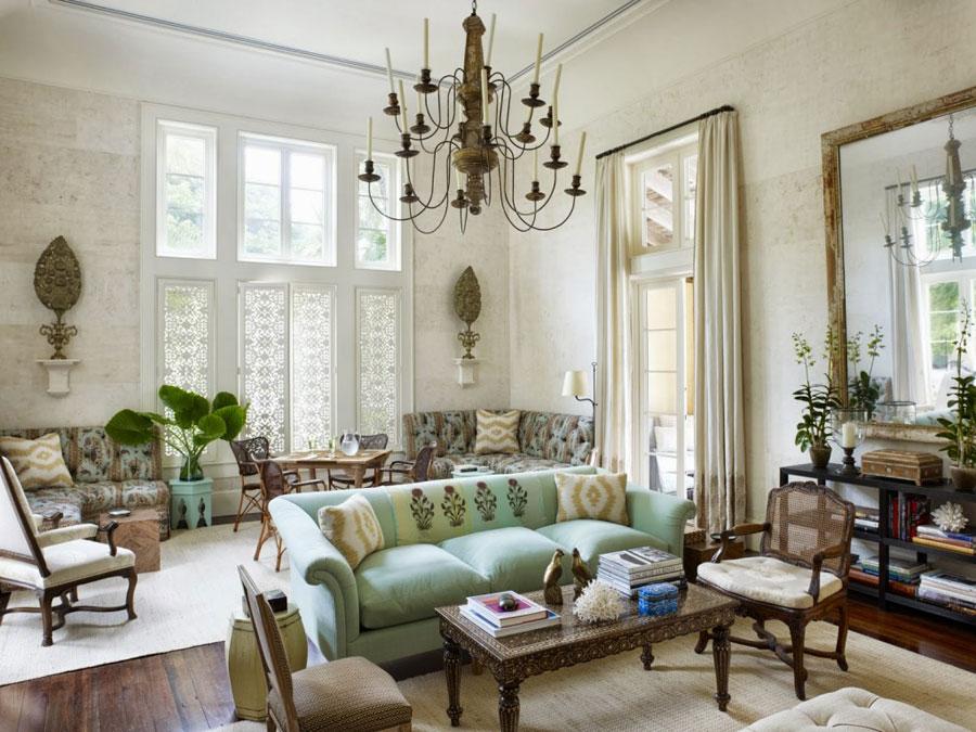 Những phong cách nội thất biệt thự cuốn hút mọi ánh nhìn