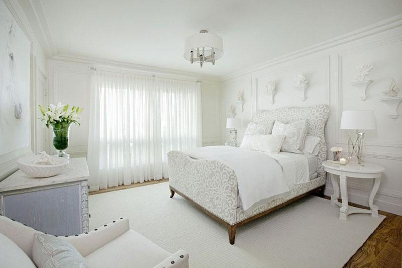 trang trí phòng ngủ bằng màu sắc