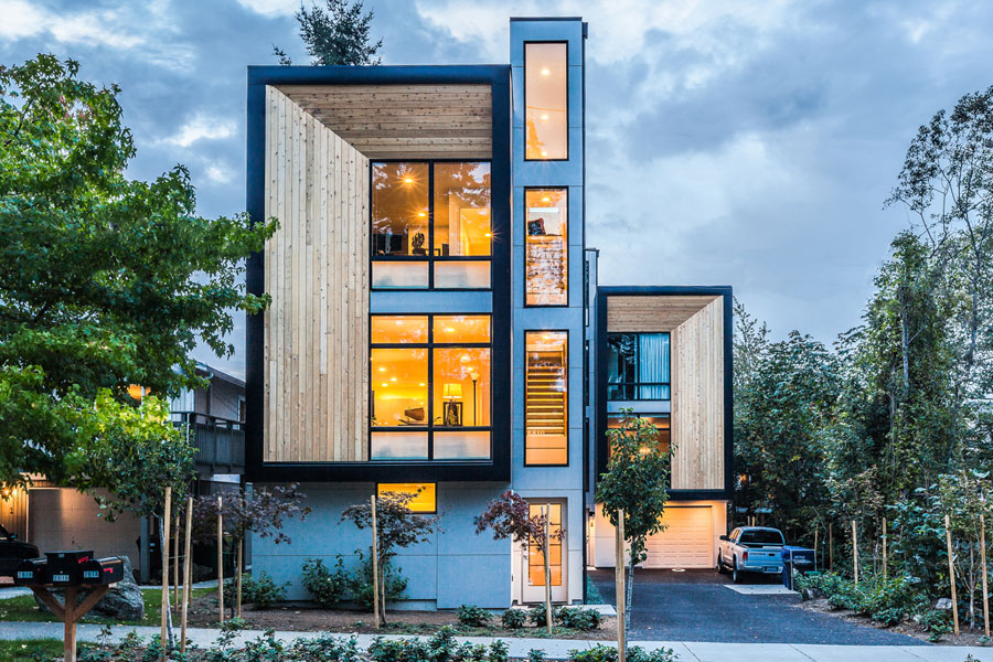 giải pháp thiết kế nhà tối ưu