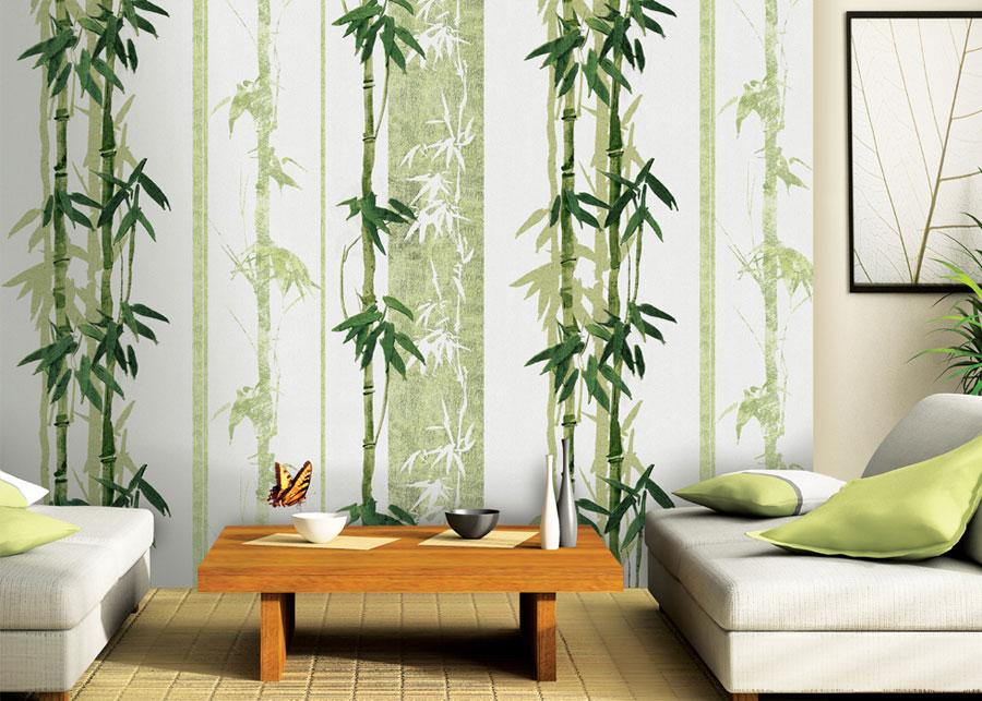 giấy dán tường thiên nhiên
