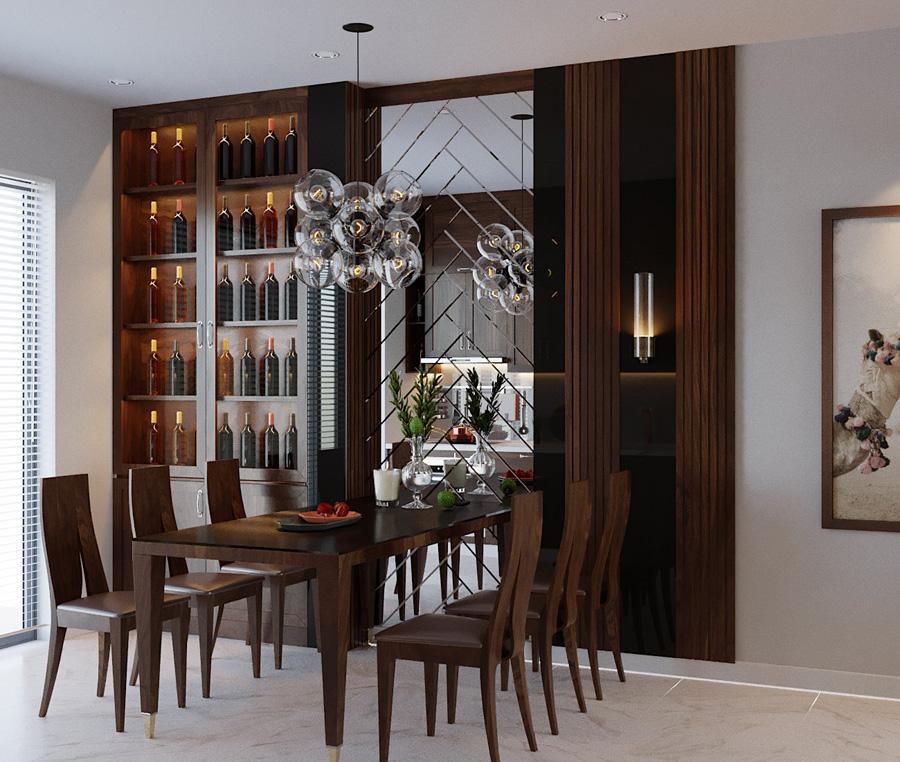 Lựa chọn bàn ăn đẹp, phù hợp cho không gian phòng ăn nhà bạn