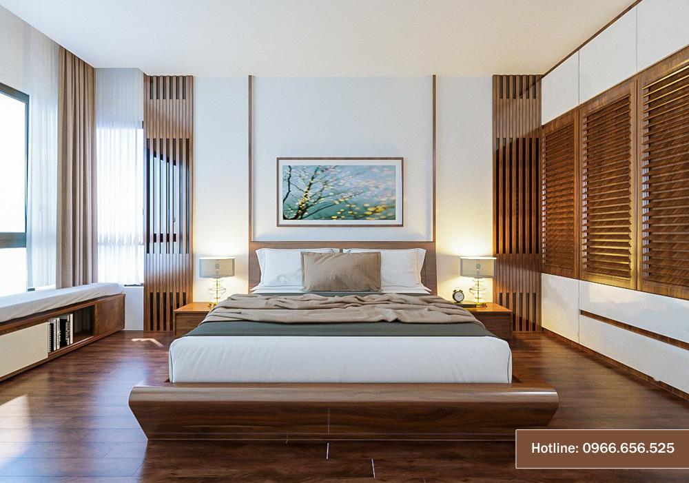 mẫu thiết kế nội thất chung cư sang trọng hiện đại 14
