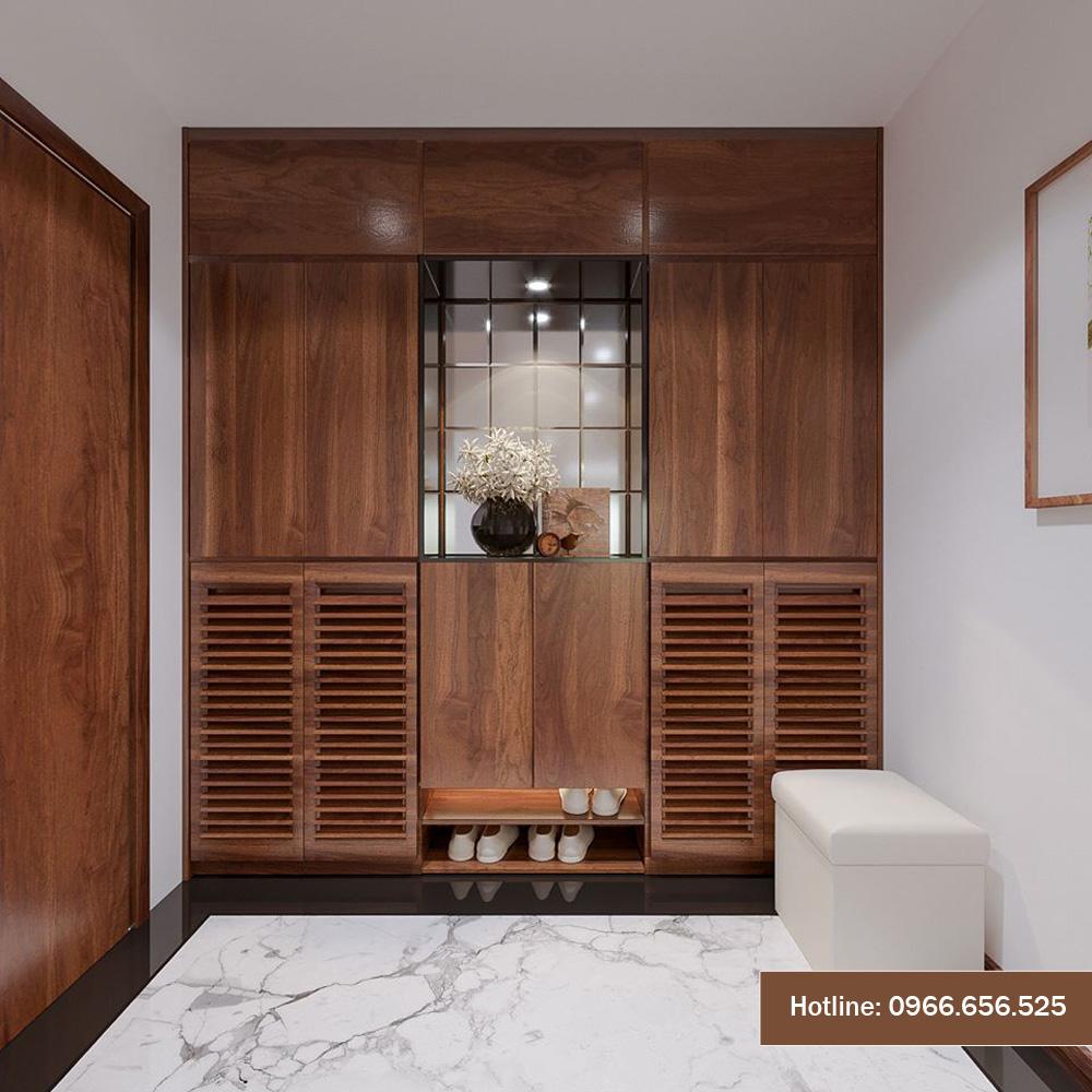 mẫu thiết kế nội thất chung cư sang trọng hiện đại 2