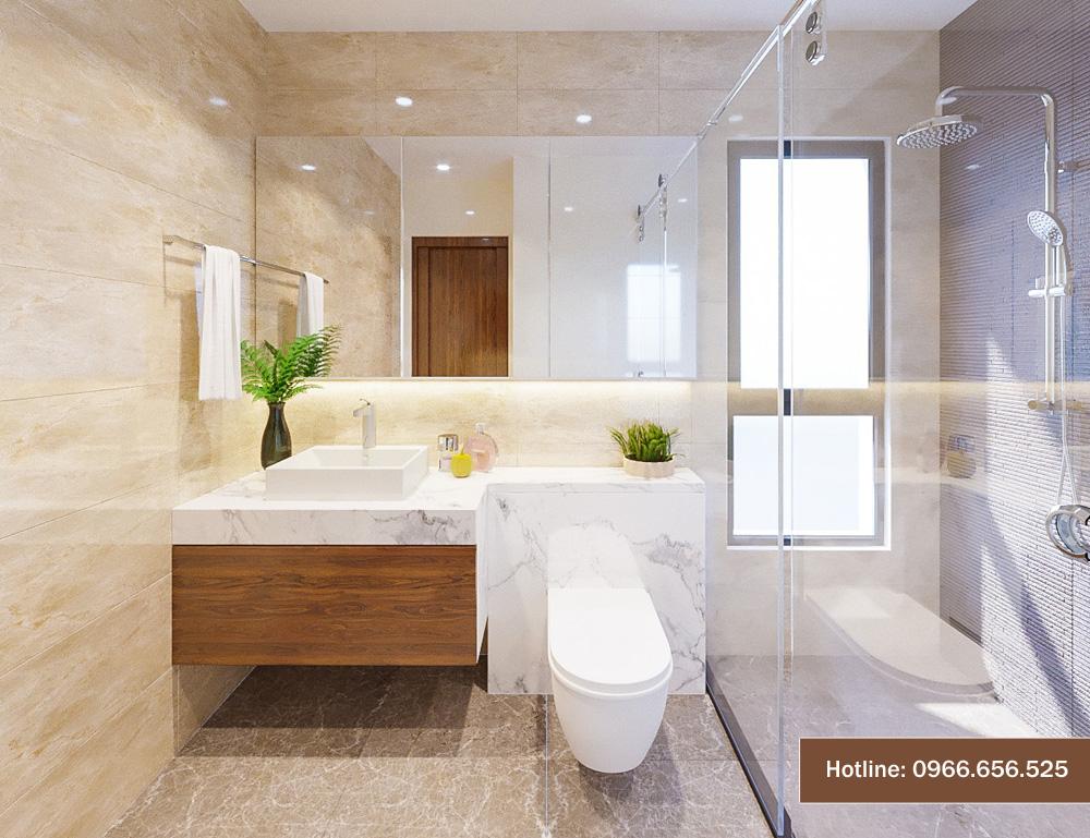 mẫu thiết kế nội thất chung cư sang trọng hiện đại 3
