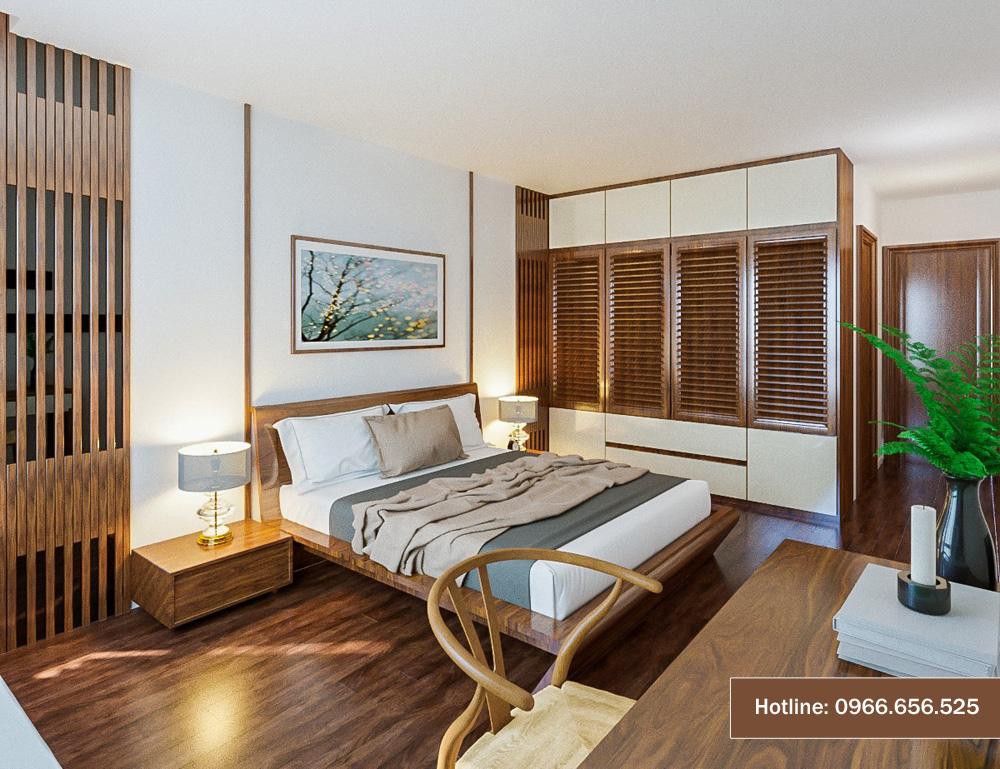 mẫu thiết kế nội thất chung cư sang trọng hiện đại 6