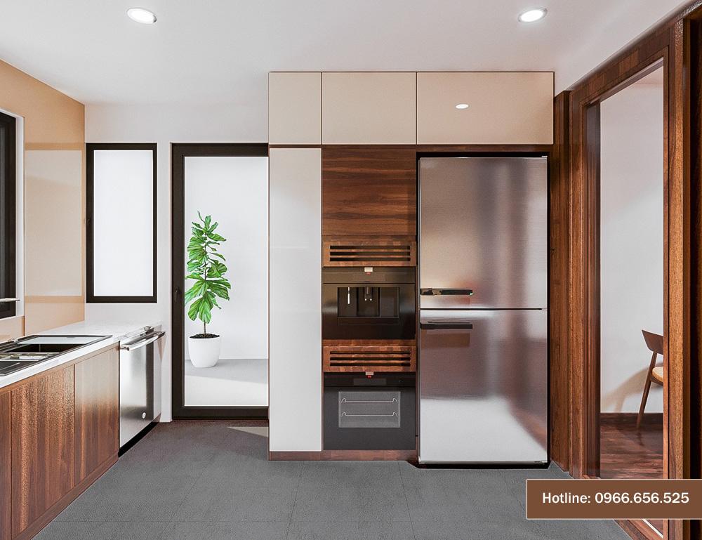 mẫu thiết kế nội thất chung cư sang trọng hiện đại 7
