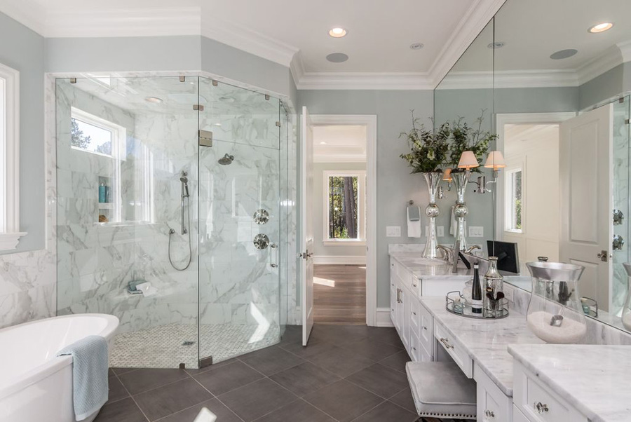 Những điều không thể bỏ qua khi thiết kế phòng tắm