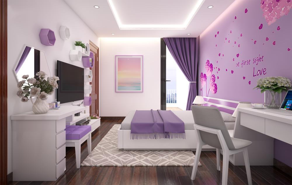 thiết kế thi công nội thất phòng cưới 3