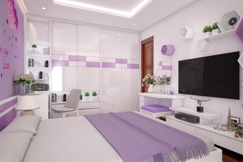 thiết kế thi công nội thất phòng cưới 6
