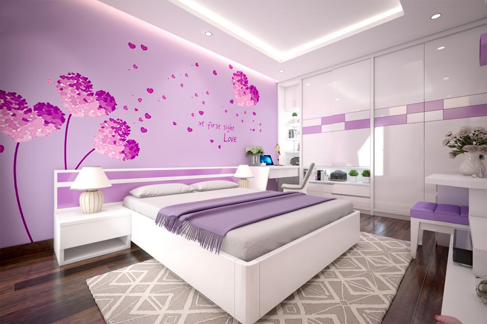 thiết kế thi công nội thất phòng cưới 7