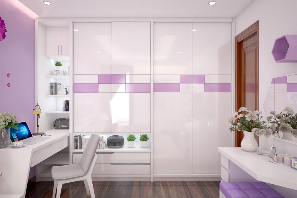 thiết kế thi công nội thất phòng cưới 8