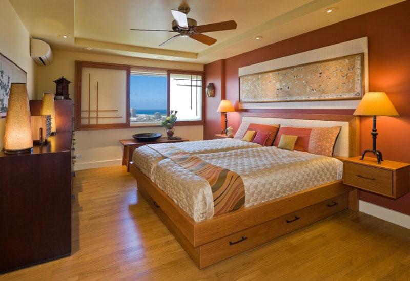 tủ quần áo dưới gầm giường