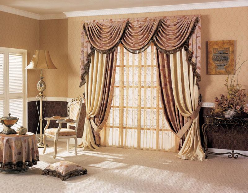 Mẫu rèm cửa đẹp cho nhà thêm quyến rũ