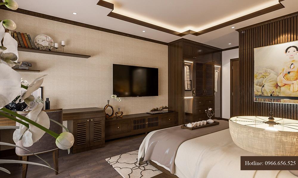 thiết kế nội thất chung cư cao cấp hà nội 13