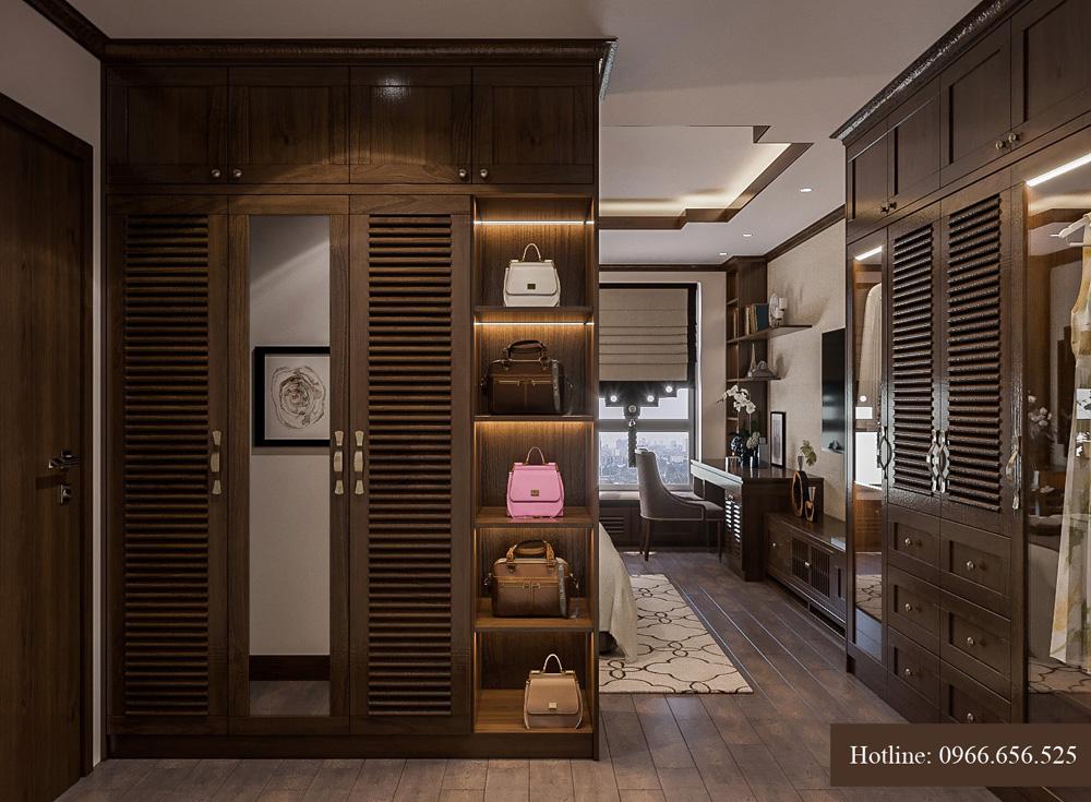 thiết kế nội thất chung cư cao cấp hà nội 14