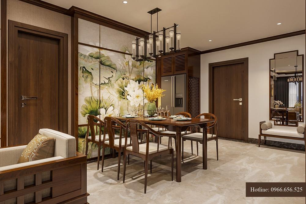 thiết kế nội thất chung cư cao cấp hà nội 19
