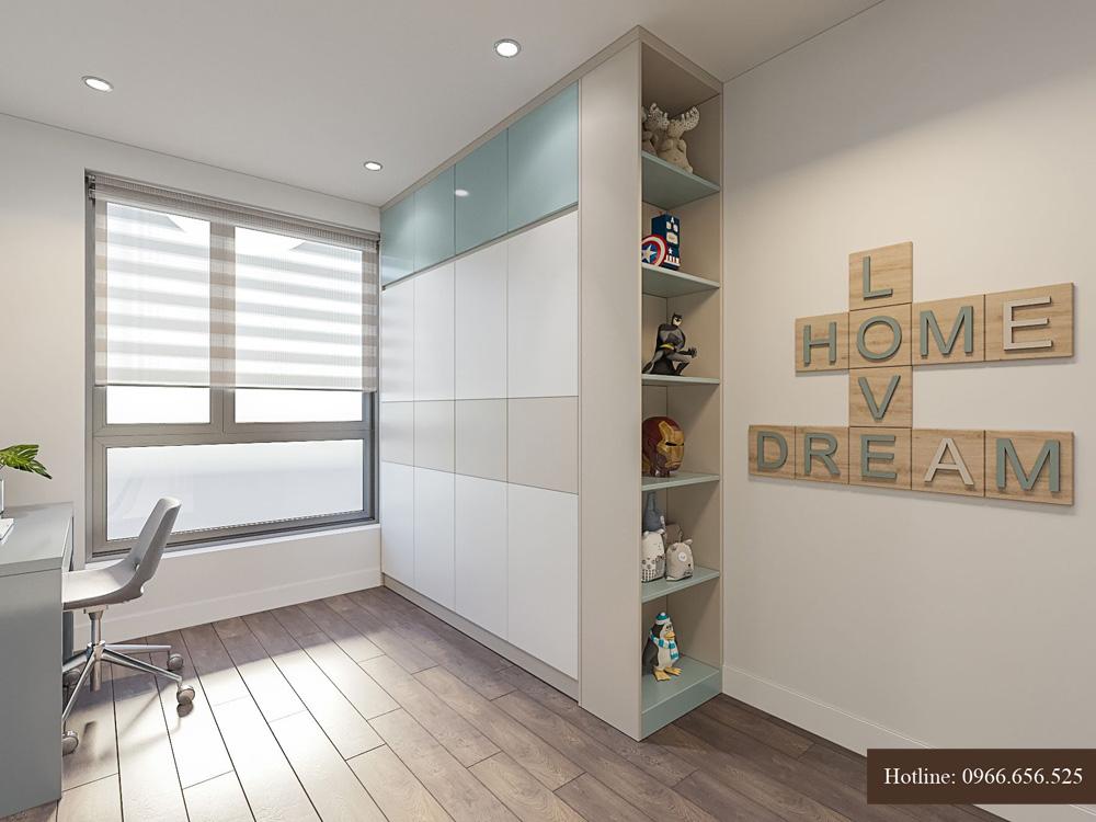 thiết kế nội thất chung cư cao cấp hà nội 2
