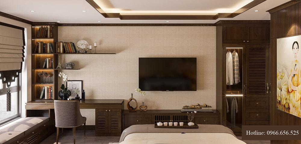 thiết kế nội thất chung cư cao cấp hà nội 4