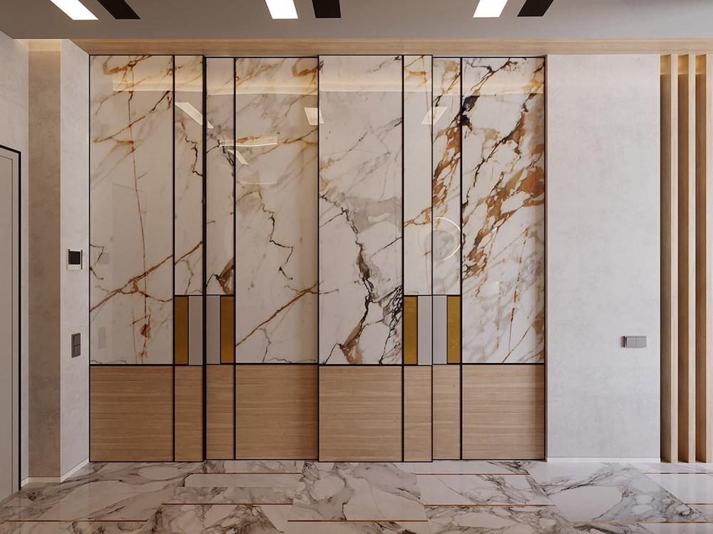 thiết kế nội thất đá cẩm thạch 13