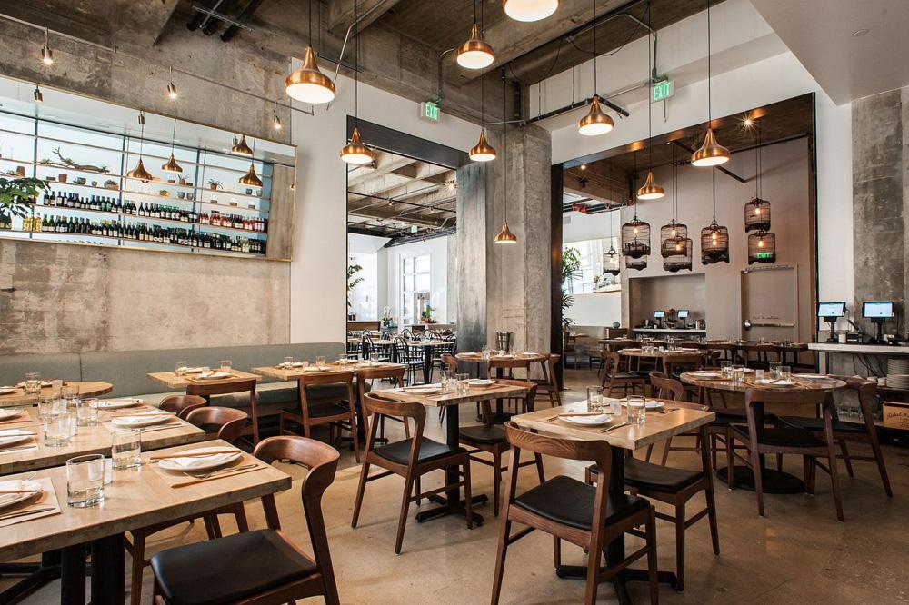 thiết kế thi công nội thất nhà hàng đẹp tại hà nội 10