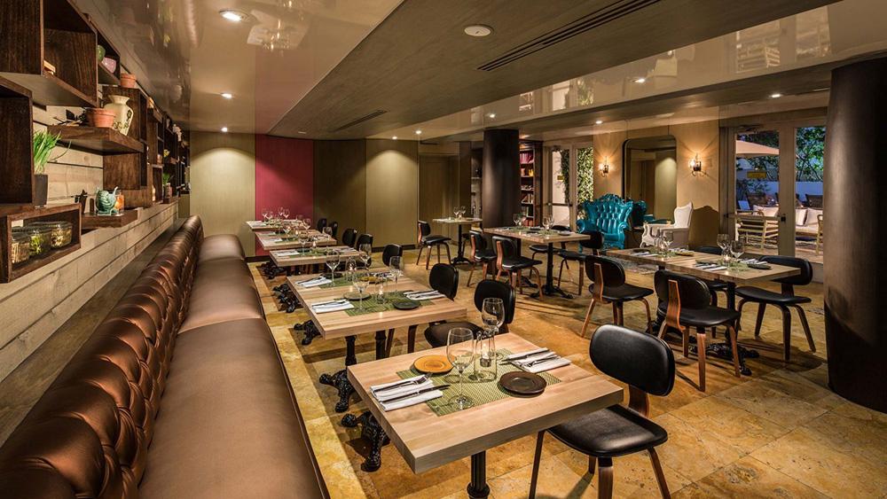 thiết kế thi công nội thất nhà hàng đẹp tại hà nội 4