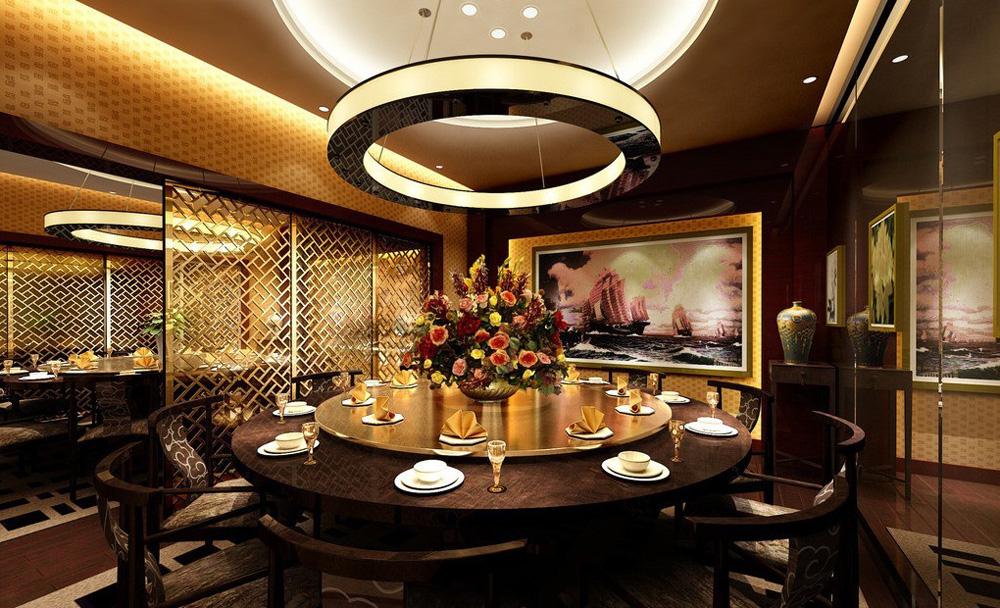 thiết kế thi công nội thất nhà hàng đẹp tại hà nội 8