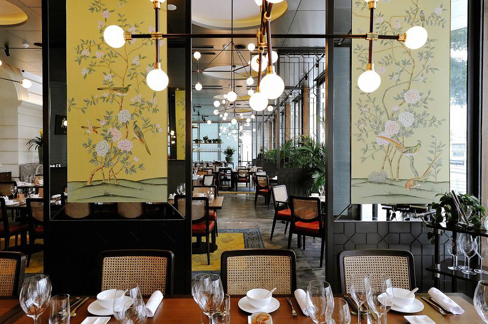 thiết kế thi công nội thất nhà hàng đẹp tại hà nội 9
