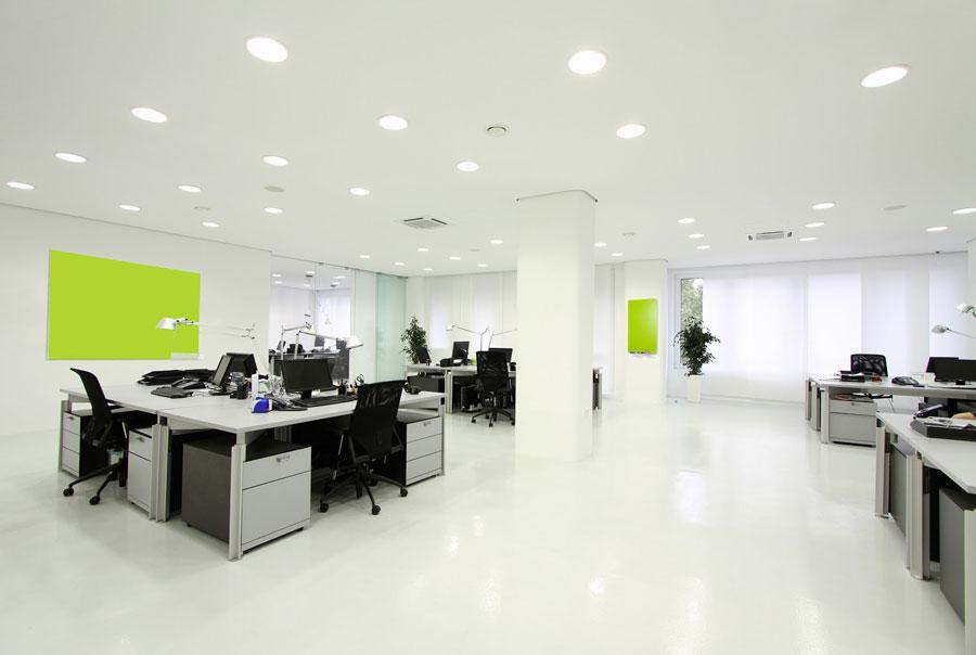 tiêu chí thiết kế nội thất văn phòng 1