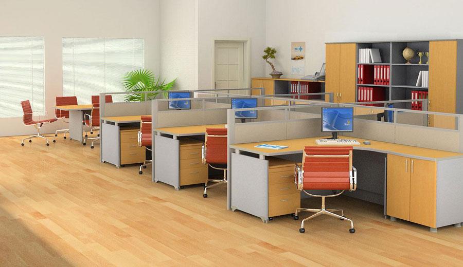 tiêu chí thiết kế nội thất văn phòng 2