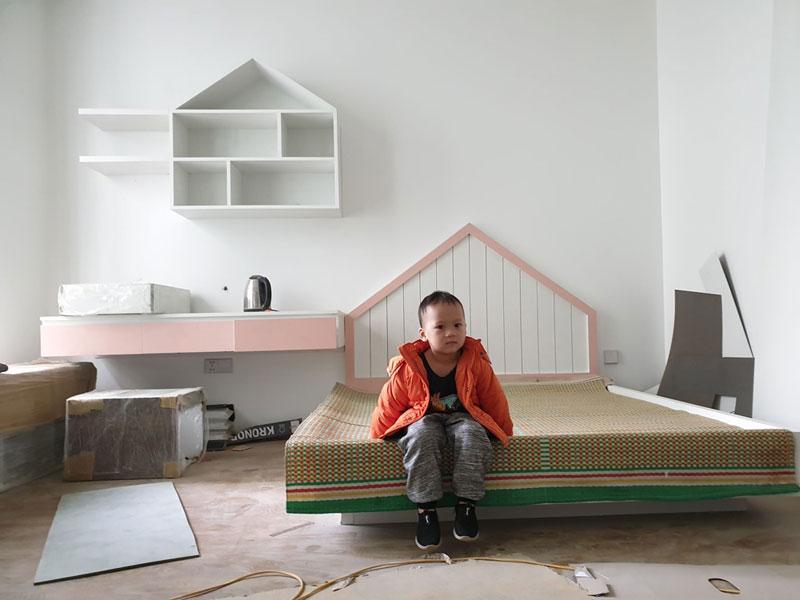 Dự án thi công nội thất biệt thự Vinhomes Green Bay Mễ Trì