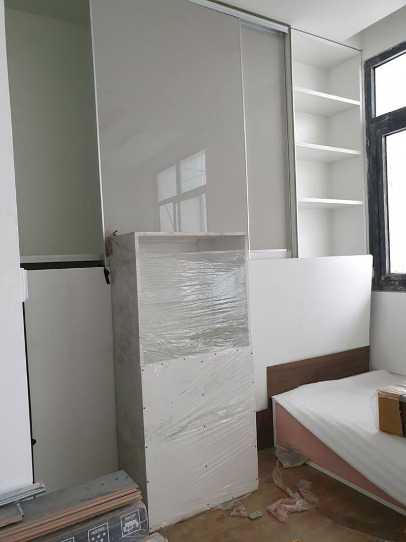 thi công nội thất biệt thự vinhome greenbay 6