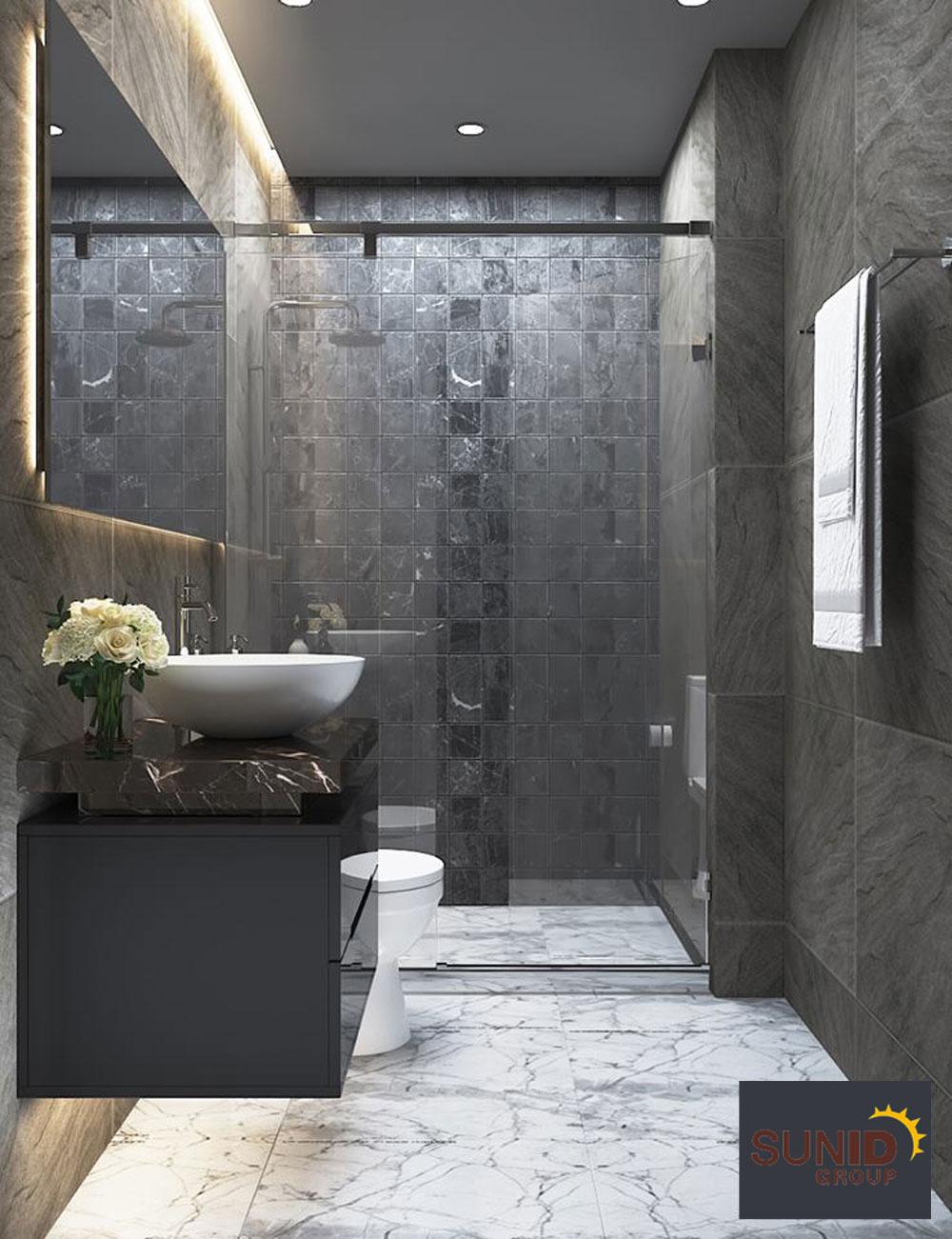 thiết kế nội thất chung cư tân cổ điển cao cấp 17