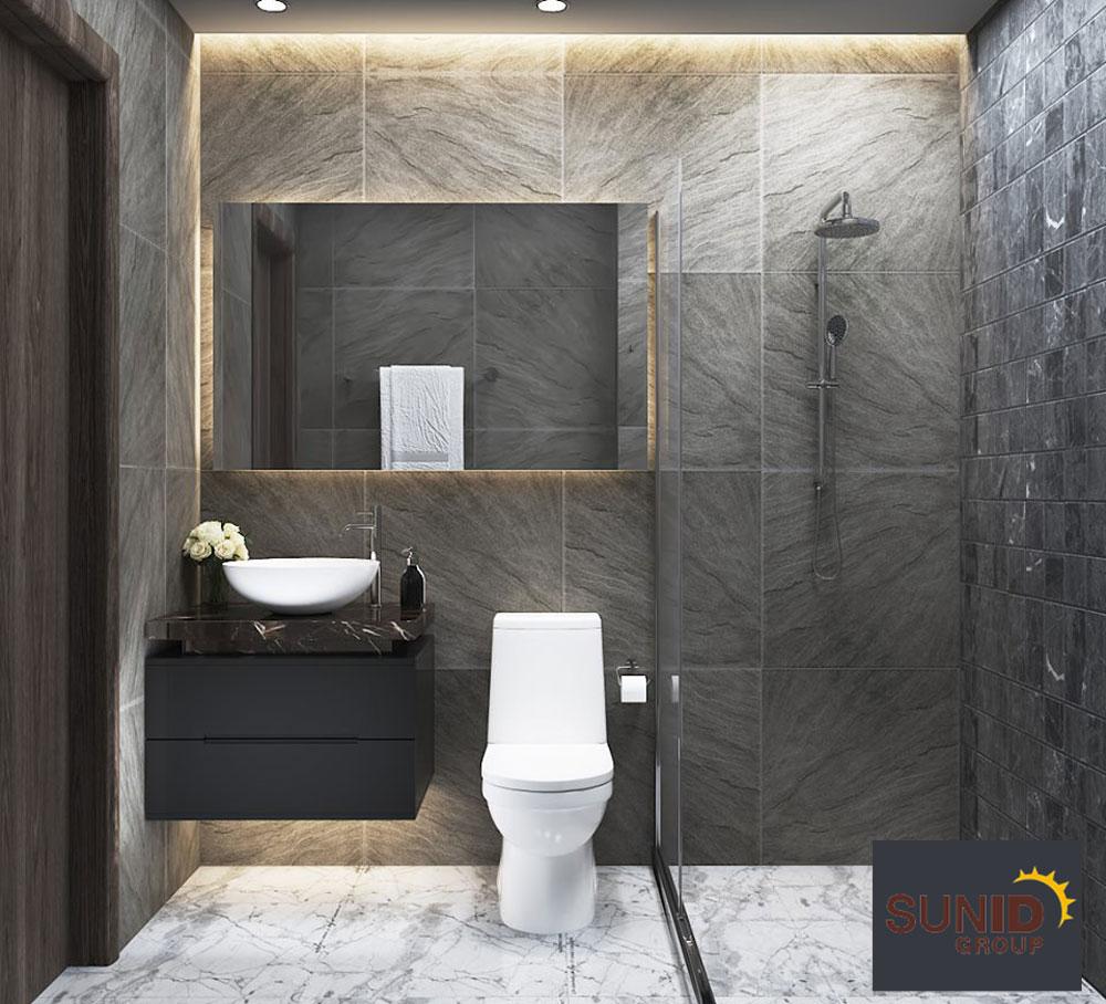 thiết kế nội thất chung cư tân cổ điển cao cấp 18
